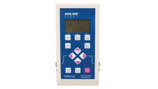 Радиометр PMA2100 Регистрация данных с двумя входами