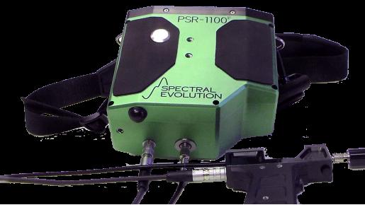 Полевой компактный портативный спектрорадиометр PSR-1100f