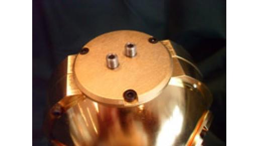Золотые покрытия в спектроскопии и светотехнике.
