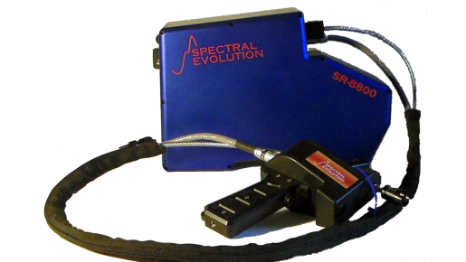 Спектрорадиометр расширенного диапазона SR-1901