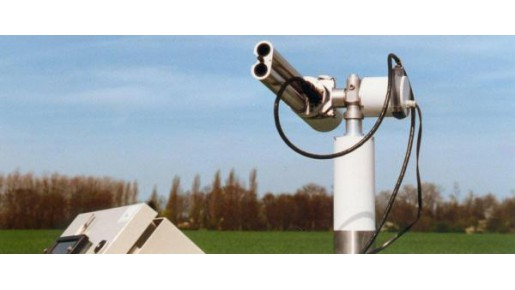 Автоматический стационарный солнечный фотометр CE 318